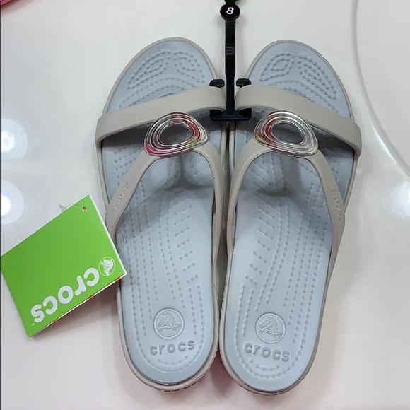 CROCS Shoes - Crocs Sanrah Sandal